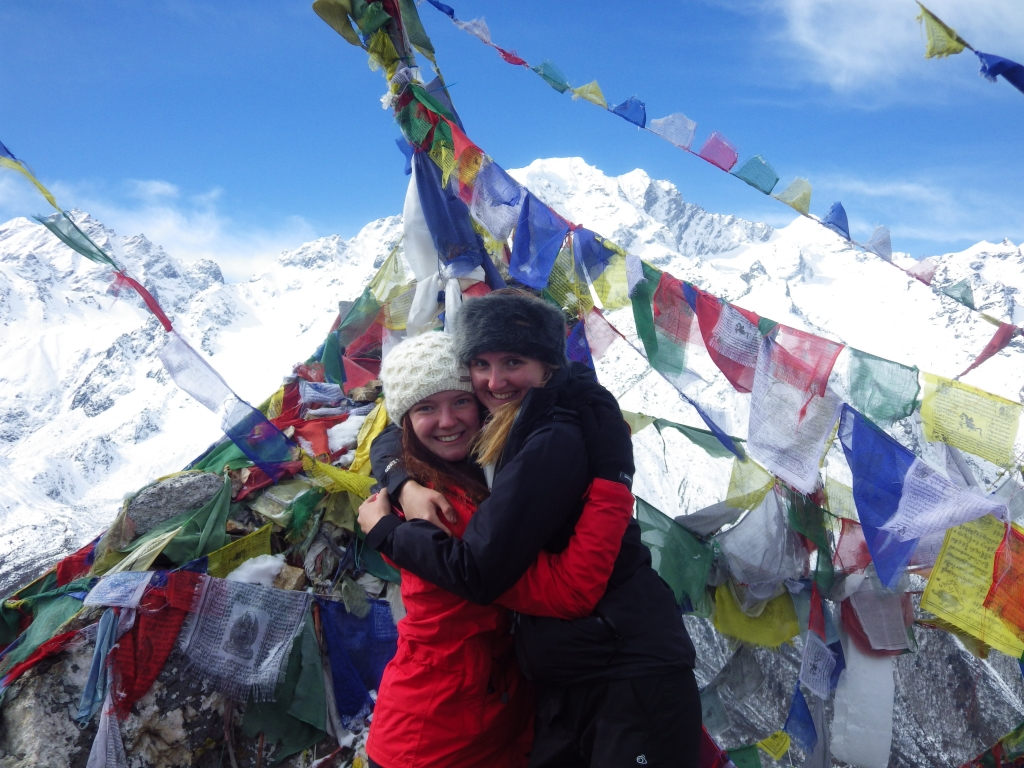 Sophie Browne tells us about her Nepal experience