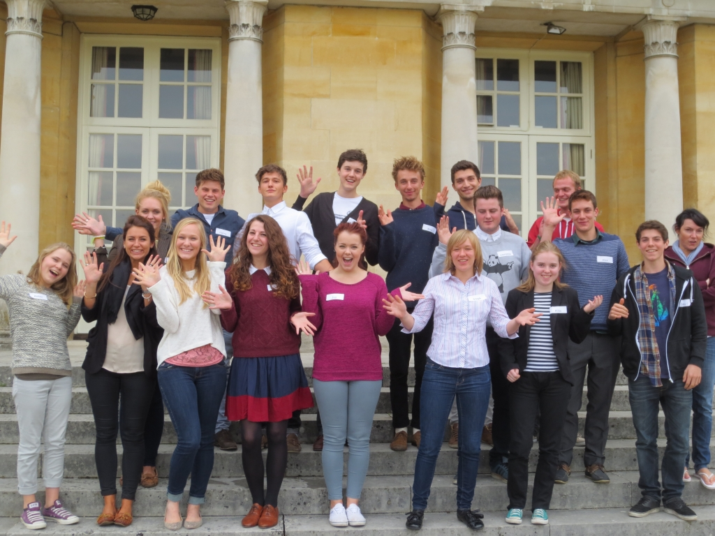 Oyster briefing day