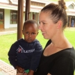 Childcare volunteering in Tanzania