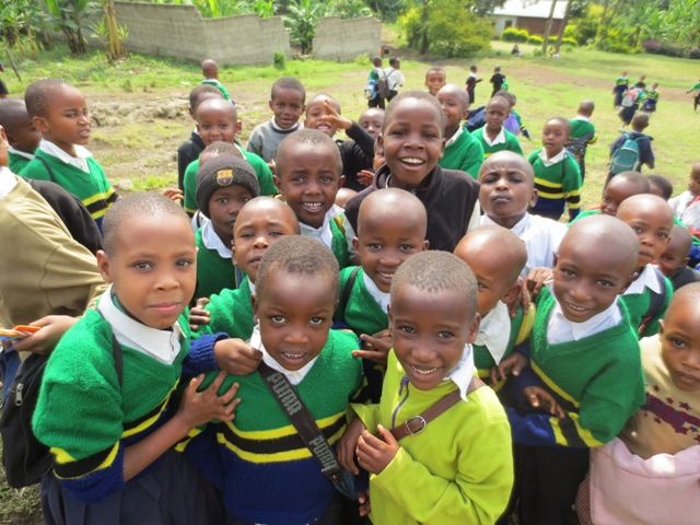 Why volunteer in Tanzania