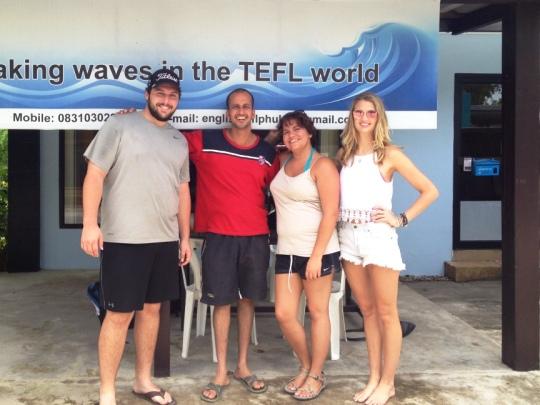 Teach English in Thailand and Gain a TEFL