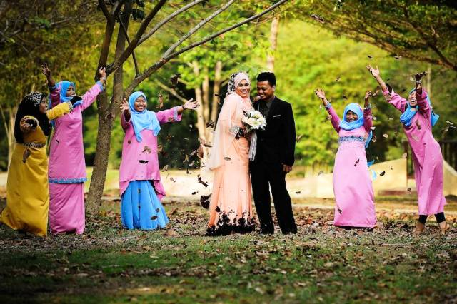 Malay wedding 1