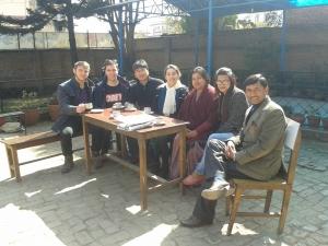 Kathmandu orientation