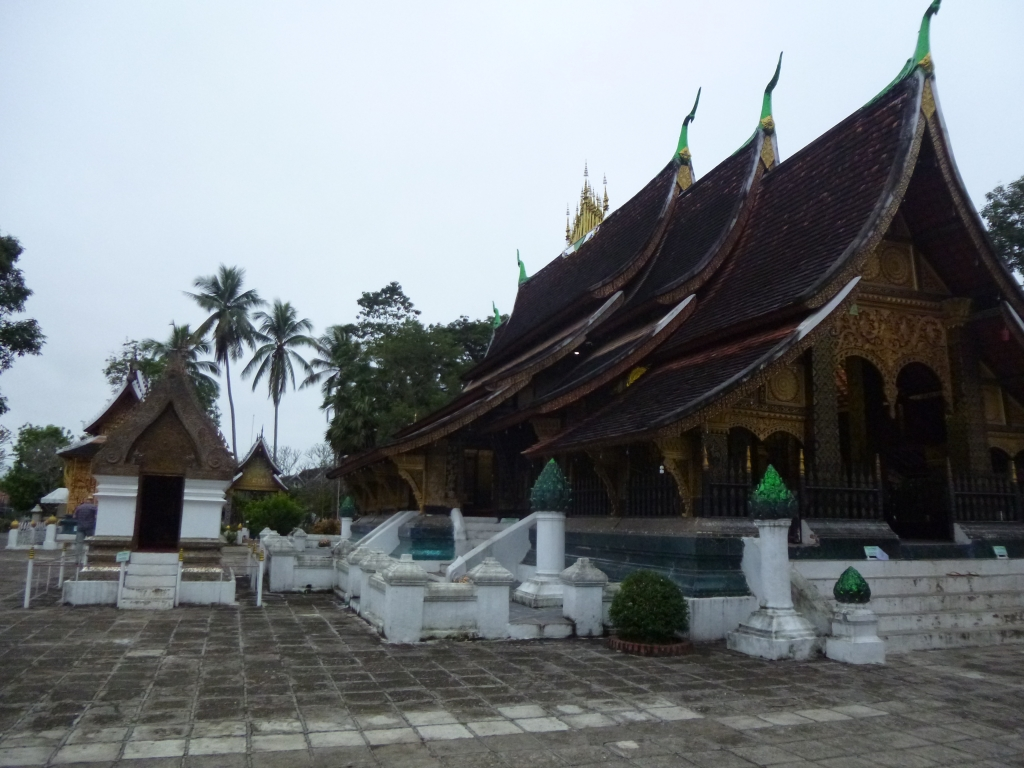 UNESCO city of Luang Prabang