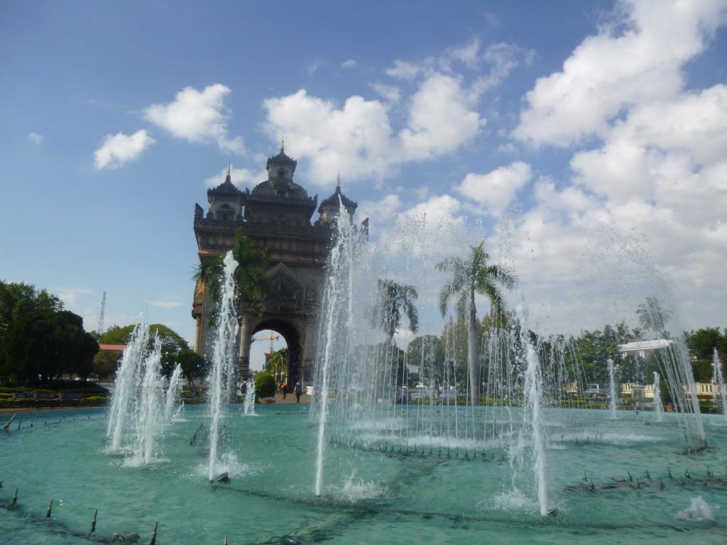 Visiting Vientiane