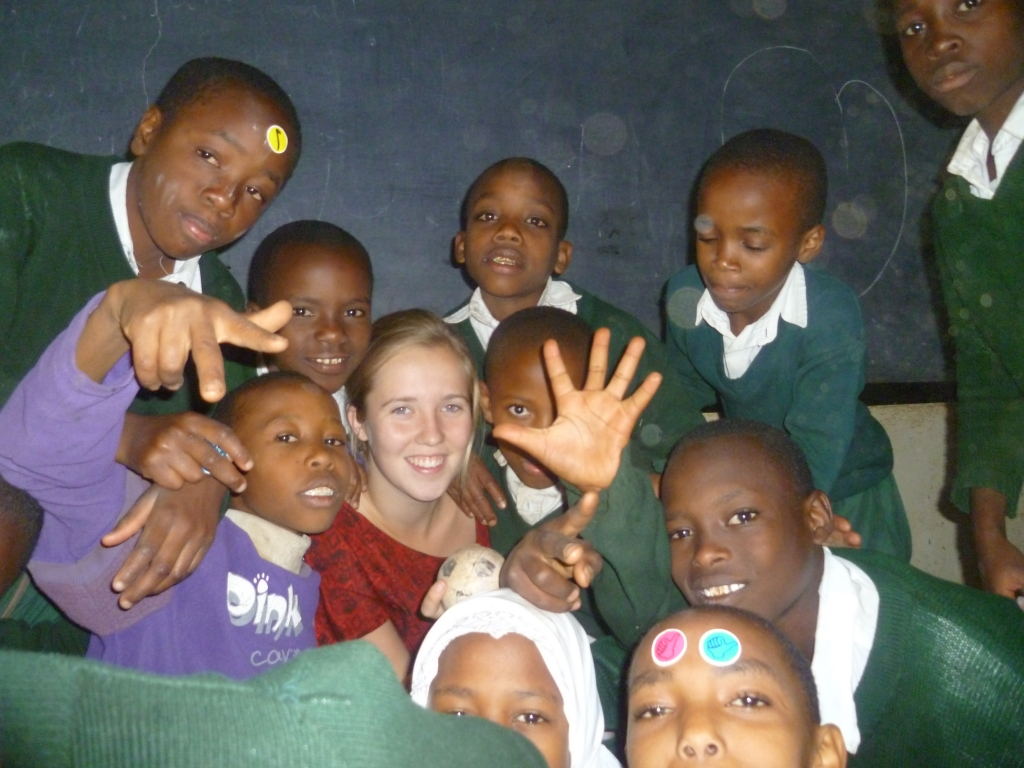 Amy Hall reflects on her volunteering experience in Tanzania 3 years ago