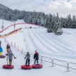 Work as a Tube Park attendant at Whistler Blackcomb