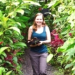 Volunteer with monkeys in Ecuador