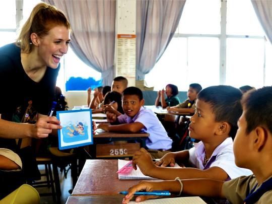 tesol course in thailand | teach english in thailand