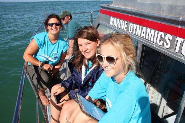 Serena, Jo & Kayleigh