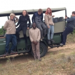 Game ranger course in South Africa