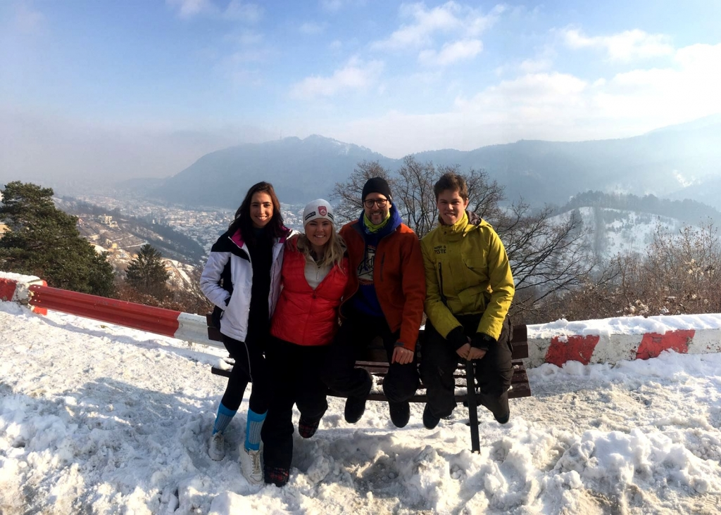 Ski instructor programme in Romania