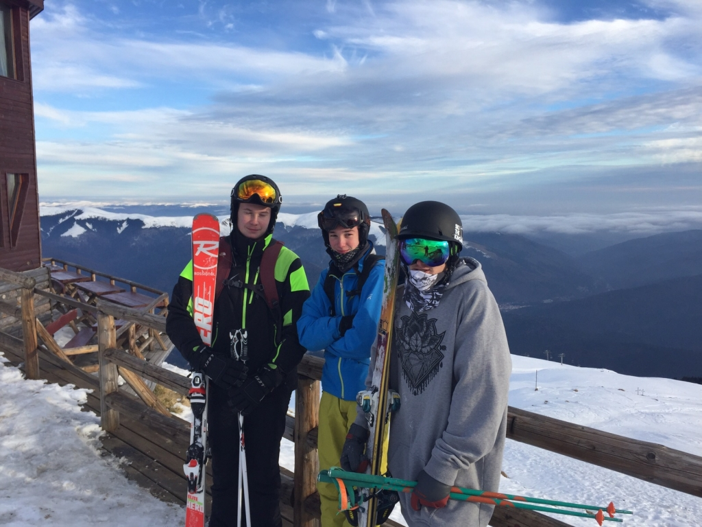 Romania ski season