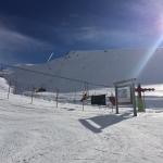 Ski season in Romania