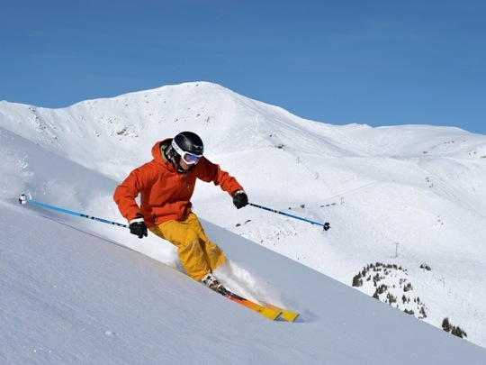 Become a ski instructor with Oyster