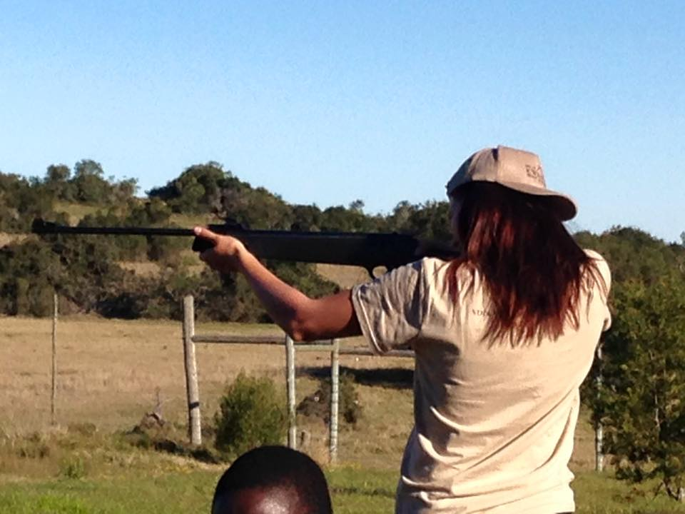 Target practice on the veterinary experience