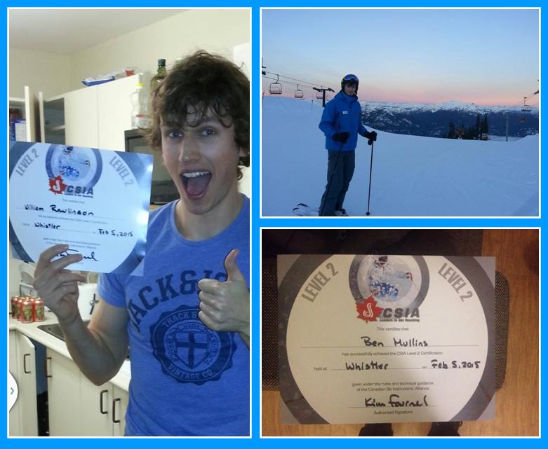 Whistler Ski Instructors