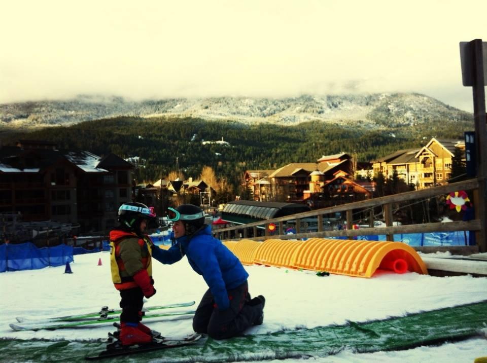 Whistler Ski Instuctor Programme