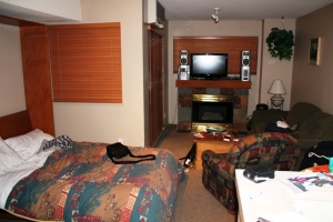 Studio apartment at Marketplace Lodge Whistler