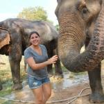 Zoe MacIntyre- wildlife volunteer