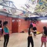 Teaching belly dancing in Brazil