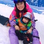 Whistler Canada Ski instructor