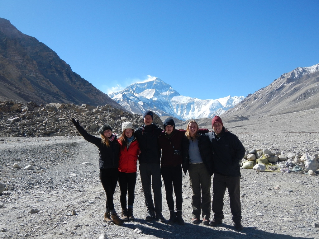 Chris Wagstaff gives us a day by day account of the 8 day tour of Tibet