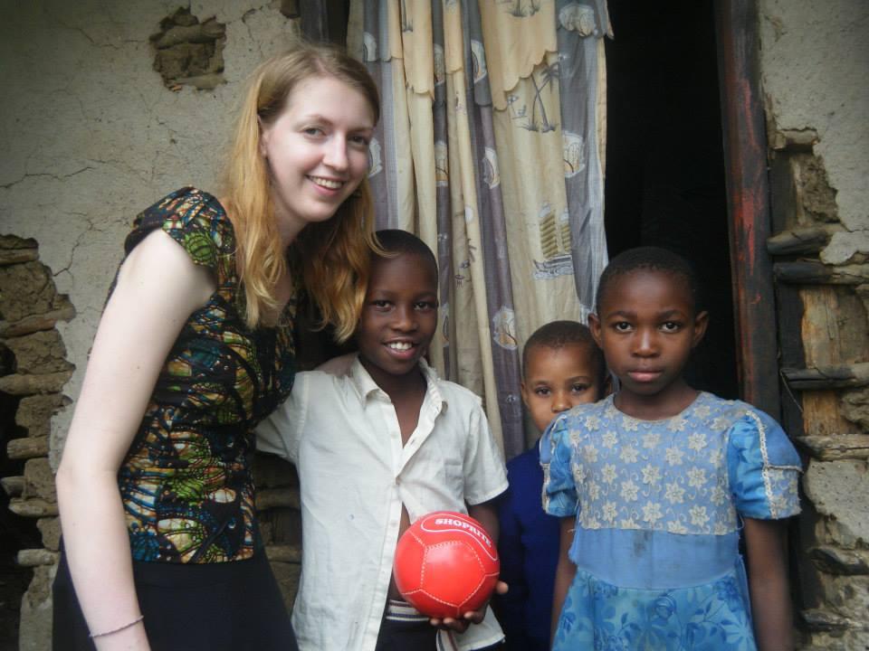 Alice in Tanzania