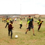 Sports coaching volunteering