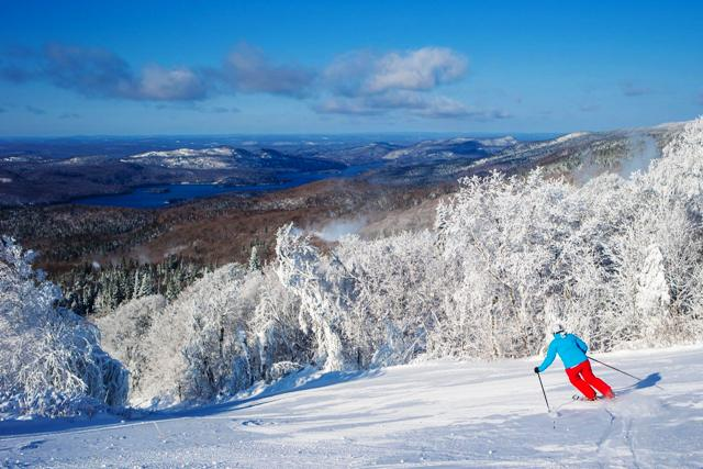 Courtesy of Tremblant Facebook page