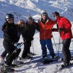 Whistler ski season